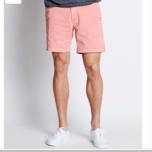Salmon Vineyard Vine Shorts Pink Coral 33
